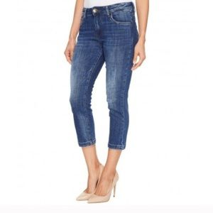 Kut from the Kloth Lauren Straight Leg Crop